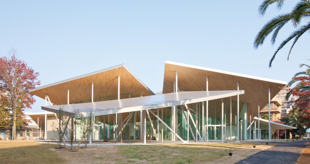 SANAA/Junko Fukutake Hall